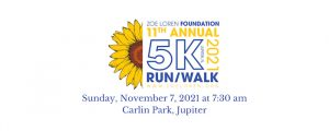 11th Annual 5K RunWalk logo
