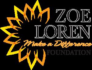 ZOE LOREN FOUNDATION LOGO