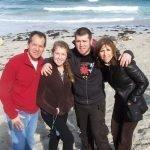 zoe and family
