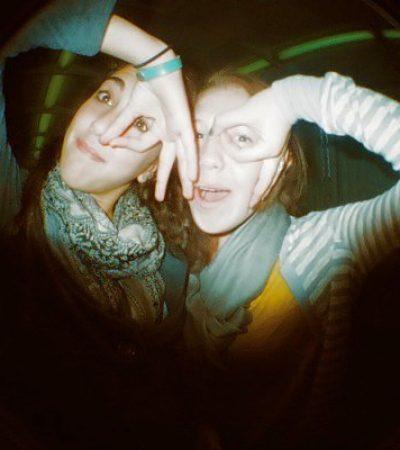 Zoe and Emma